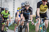 Gaetan Bille (BEL/Veranda's Willems-Crelan) in the breakaway group<br /> <br /> 72nd Nokere Koerse 2017 (1.HC)
