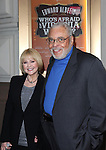 Cecilia Hart and James Earl Jones attending the Opening Night Performance of Edward Albee's 'Who's Afraid of Virginia Woolf?' at the Booth Theatre on October 13, 2012 in New York City.