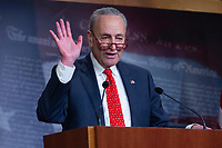 United States Senate Minority Leader Chuck Schumer Press Conference