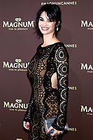Francesca Chillemi attending the 'Magnum x Rita Ora' Party during the 72nd Cannes Film Festival on May 16, 2019 in Cannes, France