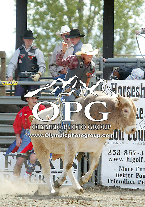 OTH: August 28, 2005: Kitsap County Stampede PRCA Pro Rodeo