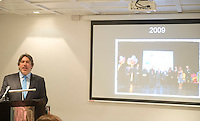 The Gabarron International Awards 2013 prsentation at Santo Mauro Hotel in MADRID. Spain on June 10, 2013. The Gala will be on November 8, 2013 in New York. USA. In the image Cristobal Gabarron JR. Photo by Eduardo Dieguez/ DyD Fotografos