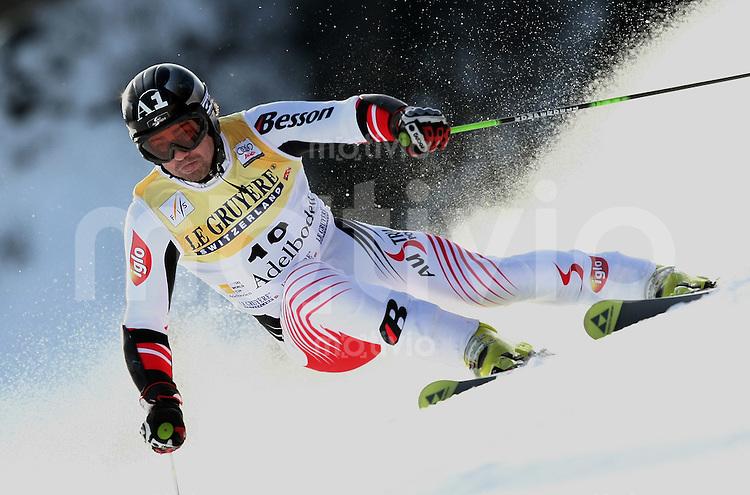 Ski Alpin;  Saison 2006/2007   05.01.2007 42. Weltcup Riesenslalom  Herren Stephan Goergl (AUT)