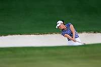 Jennifer Kupcho (USA) on the 2nd during the final  round at the Augusta National Womans Amateur 2019, Augusta National, Augusta, Georgia, USA. 06/04/2019.<br /> Picture Fran Caffrey / Golffile.ie<br /> <br /> All photo usage must carry mandatory copyright credit (© Golffile | Fran Caffrey)