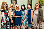 Nano Nagle Social : Attending the Nano Nagle School Social, Listowel at the Listowel Arms Hotel on Friday night last were Fiona Keane, Jacqueline Halpin, Michelle Halpin, Norma Curtin, Leanne Shine & Laura Dee.