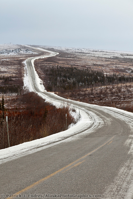 James Dalton Highway, arctic, Alaska