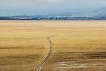 Weewera Lookout near Lake George between Goulburn and Canberra, NSW, Australia