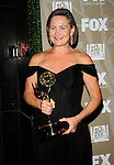Cherry Jones at the Fox 2009 Primetime Emmy Nominees party at Cicada in Los Angeles, September 29th 2009.