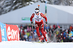 IBU Biathlon World Cup<br /> &copy; Pierre Teyssot <br />  Tarjei Boe (NOR) in action during the IBU Biathlon World Cup