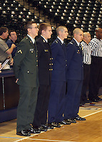 Graduates in Military Honored 12-19-09