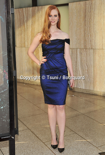 Deborah Ann Woll _20   -<br /> The Karate Kid Premiere at the Westwood Village Theatre In Los Angeles.