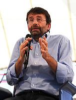 Dario Franceschini<br /> 02-09-2013: Genova Festa Nazionale Partito Democratico<br /> Democratic Party National Meeting <br /> Foto Genovafoto / Insidefoto
