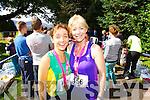 Siobhan Daly  (Tralee) and Tina Donovan (Castleisland)