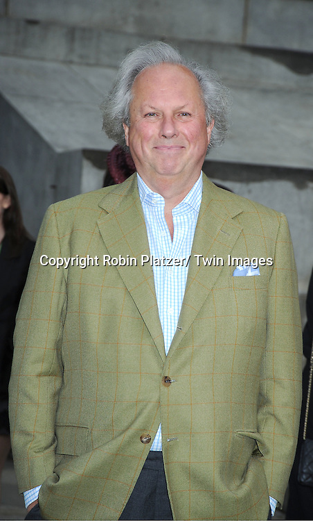 Graydon Carter attending at The Vanity Fair Tribeca Film Festival Party on .April 27, 2011 at The State Supreme Courthouse in New York City.