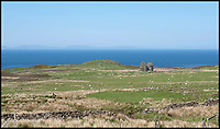 BNPS.co.uk (01202 558833)<br /> Pic: Strutt&Parker/BNPS<br /> <br /> Ultimate fixer upper - Fancy escaping the rat race to your own 400 acre estate on the windswept edge of the beautiful Isle of Skye.<br /> <br /> Game of Thrones fans will want to snap up this 17th century ruin before winter comes.<br /> <br /> A derelict Scottish house with a history that would make a fitting storyline in the popular HBO fantasy series has gone on the market for £475,000.<br /> <br /> The property, which comes with more than 400 acres of coastal farmland, is on the Isle of Skye which is set to be a filming location later this year for the Game of Thrones prequel The Long Night.<br /> <br /> Unish House, which is a roofless stone structure, is said to be the earliest domestic building on the Hebridean island and the land has a history of clan feuds worthy of a Game of Thrones plot.