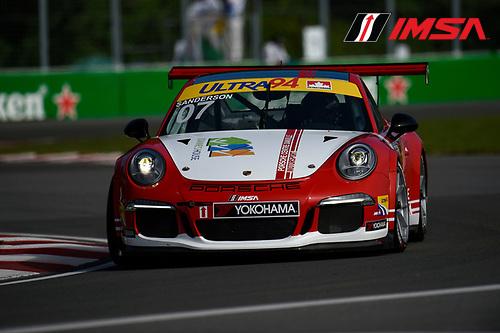 10-12 June 2016, Montreal, Quebec Canada<br /> 07, Tim Sanderson, CAN, Platinum, M, 2015 Porsche<br /> &copy;2016, Jamey Price for Jake Galstad<br /> LAT Photo USA