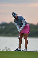 Marissa Steen (USA) watches her birdie attempt on 11 during the round 2 of the Volunteers of America Texas Classic, the Old American Golf Club, The Colony, Texas, USA. 10/4/2019.<br /> Picture: Golffile | Ken Murray<br /> <br /> <br /> All photo usage must carry mandatory copyright credit (© Golffile | Ken Murray)