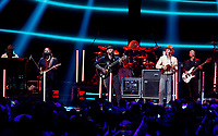 NASHVILLE, TN - JUNE 5: Zac Brown Band performs on the 2019 CMT Music Awards at Bridgestone Arena on June 5, 2019 in Nashville, Tennessee. (Photo by Frederick Breedon/PictureGroup)