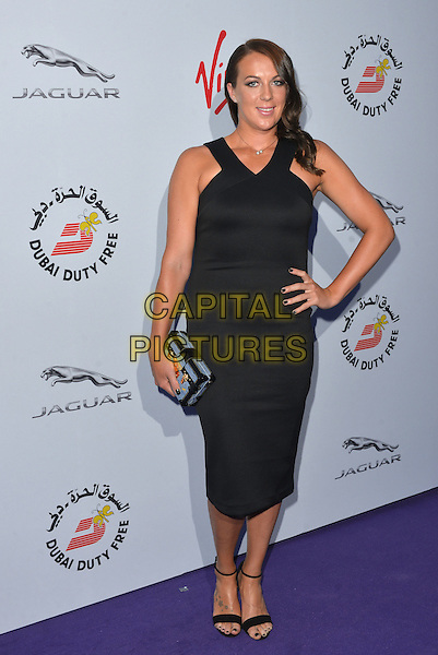 Marion Bartoli<br /> attending the WTA Pre-Wimbledon Party at  The Roof Gardens, Kensington, London England 25th June 2015.<br /> CAP/PL<br /> &copy;Phil Loftus/Capital Pictures