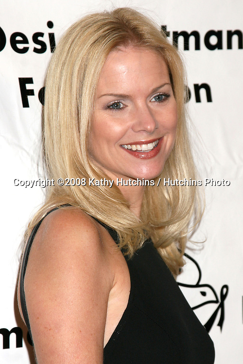 Cynthia Preston arriving at the Desi Geestman Foundataion Annual Evening with the Stars at the Universal Sheraton Hotel in Los Angeles, CA.October 11, 2008.©2008 Kathy Hutchins / Hutchins Photo...                .