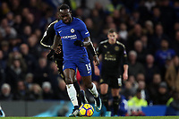 Victor Moses of Chelsea during Chelsea vs Leicester City, Premier League Football at Stamford Bridge on 13th January 2018