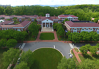 U.Va. Darden School of Business located on the North Grounds at the University of Virginia in Charlottesville, Va.  Photo/Andrew Shurtleff Photography, LLC