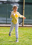 Los Altos/Los Altos Hills Little League/Softball tryouts at LAHS, January 21, 2012..