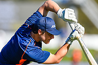 BJ Watling of the Black Caps warms up before  the final day of the Second International Cricket Test match, New Zealand V England, Hagley Oval, Christchurch, New Zealand, 3rd April 2018.Copyright photo: John Davidson / www.photosport.nz