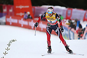 7th January 2018, Val di Fiemme, Fiemme Valley, Italy; FIS Cross Country World Cup, Tour de ski; Ladies 9km F Pursuit; Heidi Weng (NOR)