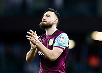 Robert Snodgrass of Aston Villa celebrates Aston Villa's victory against Wolverhampton Wanderers<br /> <br /> Photographer Leila Coker/CameraSport<br /> <br /> The EFL Sky Bet Championship - Aston Villa v Wolverhampton Wanderers - Saturday 10th March 2018 - Villa Park - Birmingham<br /> <br /> World Copyright &copy; 2018 CameraSport. All rights reserved. 43 Linden Ave. Countesthorpe. Leicester. England. LE8 5PG - Tel: +44 (0) 116 277 4147 - admin@camerasport.com - www.camerasport.com