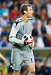 Andreas Isaksson at Euro 2008 Greece-Sweden 06102008, Salzburg, Austria