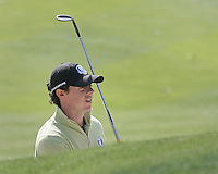 28 SEP 12  Northern Irishman Rory McIlroy during Fridays morning foresome matches  at The 39th Ryder Cup at The Medinah Country Club in Medinah, Illinois.