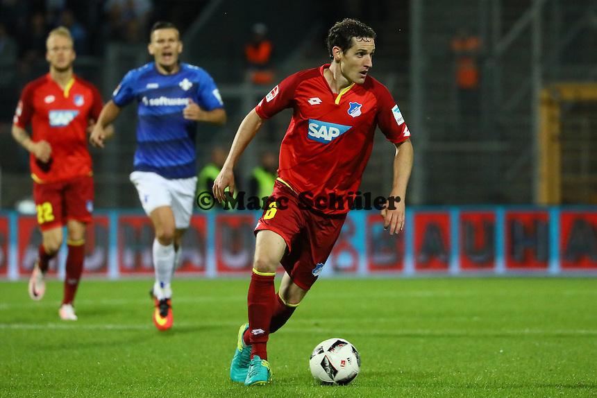 Sebastian Rudy (TSG 1899 Hoffenheim) - SV Darmstadt 98 vs. TSG 1899 Hoffenheim, Johnny Heimes Stadion am Boellenfalltor
