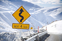 Road Signs of New Zealand