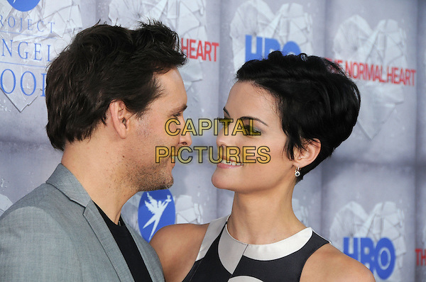 19 May 2014 - Beverly Hills, California - Peter Facinelli, Jaimie Alexander. &quot;The Normal Heart&quot; Los Angeles Premiere held at The WGA Theater. <br /> CAP/ADM/BP<br /> &copy;Byron Purvis/AdMedia/Capital Pictures