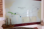 Maps Of Christopher Columbus Trips To The Americas, Rum Museum