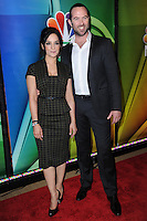www.acepixs.com<br /> March 2, 2017  New York City<br /> <br /> Archie Panjabi and Sullivan Stapleton attending the NBCUniversal Press Junket for midseason at the Four Seasons Hotel New York on March 2, 2017 in New York City.<br /> <br /> Credit: Kristin Callahan/ACE Pictures<br /> <br /> Tel: 646 769 0430<br /> Email: info@acepixs.com