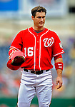 24 May 2009: Washington Nationals' outfielder Josh Willingham in action against the Baltimore Orioles at Nationals Park in Washington, DC. The Nationals rallied to defeat the Orioles 8-5 and salvage one win of their interleague series. Mandatory Credit: Ed Wolfstein Photo