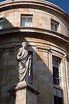 Roman Statue in Tarragona, Catalonia, Spain