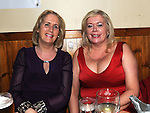 Irene Mullholland and Roisín Carr pictured at the 80's night in the Rugby club. Photo: Colin Bell/pressphotos.ie