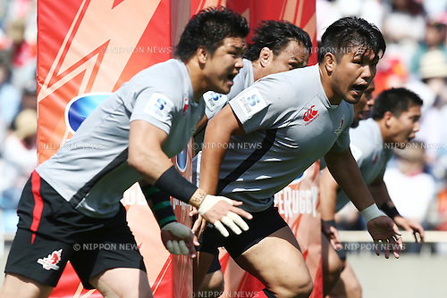 Sunwolves team group (Sunwolves),<br /> MAY 7, 2016 - Rugby :<br /> Super Rugby match between <br /> Sunwolves - Western Force<br /> at Prince Chichibu Memorial Stadium in Tokyo, Japan. <br /> (Photo by Shingo Ito/AFLO SPORT)