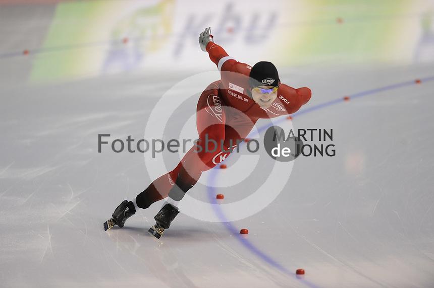SPEEDSKATING: CALGARY: Olympic Oval, 25-02-2017, ISU World Sprint Championships, 1000m Men, Espen Aarnes Hvammen (NOR), ©photo Martin de Jong