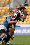 Niva Ta'auso. Air NZ Cup week 4 game between the Counties Manukau Steelers and Northland played at Mt Smart Stadium on the 19th of August 2006. Northland won 21 - 17.