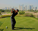 31-1-08 European Tour 2008 / Round 1. Dubai Desert Classic, Emirates GC, Dubai, United Arab Emirates / 31 Jan - 03 Feb 2008. .© PHIL INGLIS