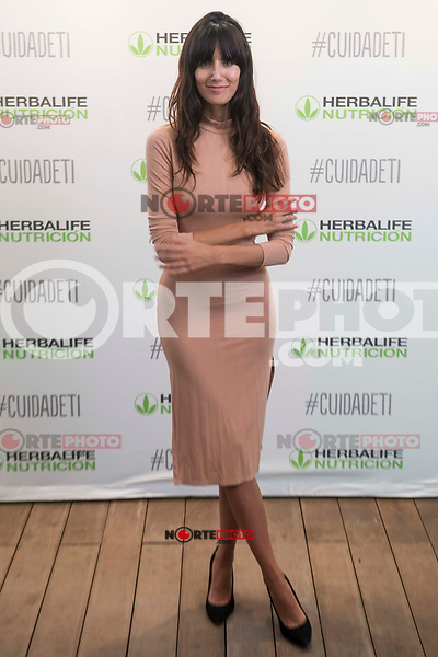 Ana Albadalejo attends to the presentation of the campaign 'Cuidadeti' of Herbalife at Room Mate Oscar Hotel in Madrid, Spain. November 23, 2017. (ALTERPHOTOS/Borja B.Hojas) /NortePhoto.com NORTEPHOTOMEXICO
