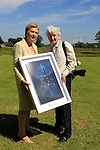 at the renaming of the Mary McAleese Boyne Valley bridge at Oldbridge house<br /> Picture:  Fran Caffrey / www.newsfile.ie
