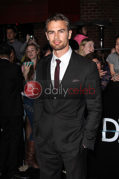Theo James<br />