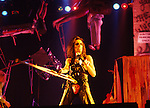 Alice Cooper 1979.© Chris Walter.
