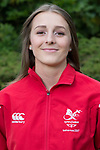 Courtney Greenway<br /> <br /> Team Wales team photo prior to leaving for the Bahamas 2017 Youth commonwealth games - Sport Wales National centre - Sophia Gardens  - Saturday 15th July 2017 - Wales <br /> <br /> &copy;www.Sportingwales.com - Please Credit: Ian Cook - Sportingwales