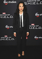 "HOLLYWOOD - FEBRUARY 24:  Maurissa Tancharoen at 100th Episode Celebration of ABC's ""Marvel's Agents of S.H.I.E.L.D.""  at OHM Nightclub on February 24, 2018 in Hollywood, California.(Photo by Scott Kirkland/PictureGroup)"